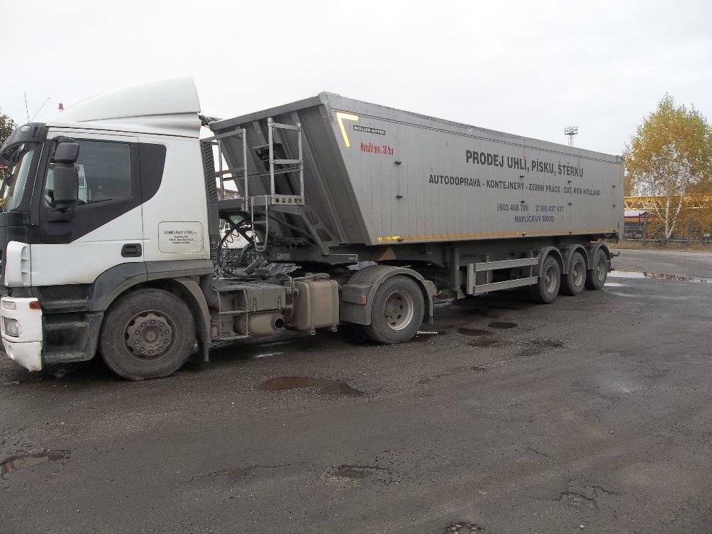 Obchod s palivy a písky, s.r.o. | Havlíčkův Brod